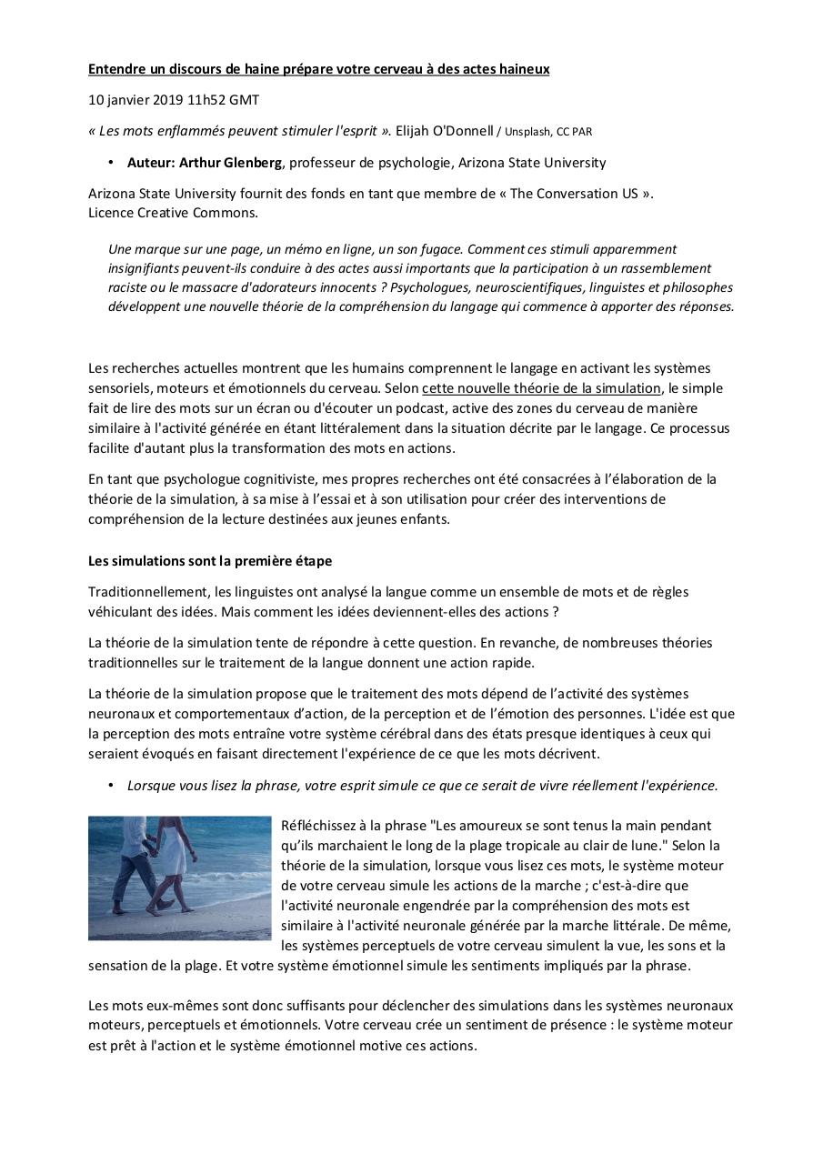 Aperçu du document Psychologie-Linguistic_EffetsDuLangage-Cerveau-Actes_ImportanceOfWords-Simulation.pdf - page 1/7