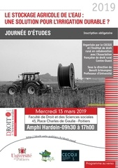 institut droit rural programme 13032019