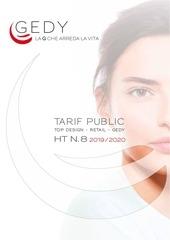 2019   tarif general gedy 2019 au 01022019