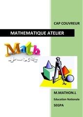 mathematiques atelier couvreur