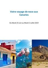 voyage de noces   canaries juin 2019 1