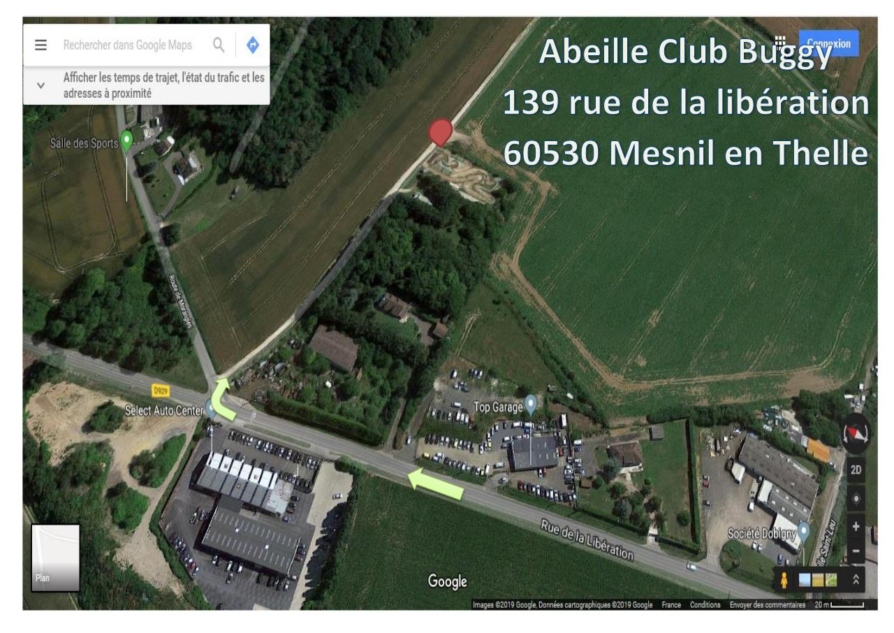 Abeille club Google Map.pdf - page 1/2