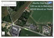 abeille club google map