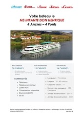 Croisi+¿re Douro - Messager - VOS VOYAGES.pdf - page 4/19