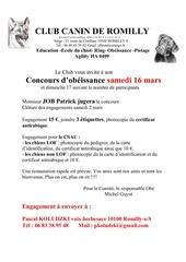 Fichier PDF invitation concours obeissance