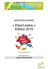 pass lozere 2019cahiercharges