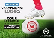 laudossier dinscriptionchampionnatfoot5decathlon