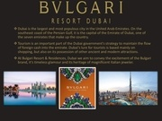 poster bulgari concierge