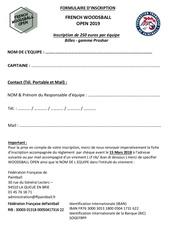 formulaire d inscription fwo