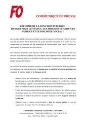 Fichier PDF cp   force ouvriere   reforme fonction publique
