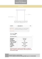 Fichier PDF pioggia   fiche technique