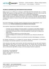 Fichier PDF cdi technicocommercial instrumentation