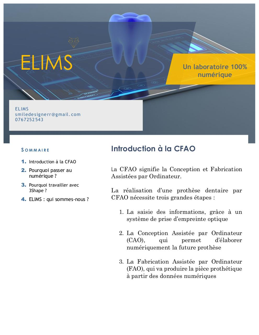 Newsletter Elims Enregistré Automatiquementdocx Elims Pdf