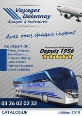 catalogue voyages delannoy edition 2019 wwwcarsdelannoycom