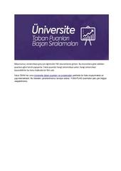 Fichier PDF universitetabanpuanlari