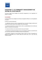m25   chapitre 4   le community management