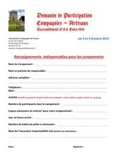 guise 1444 participation