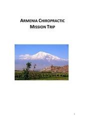 Fichier PDF armenie