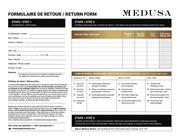 Fichier PDF formulaire de retour