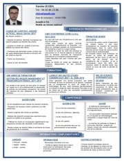 candidature yassine hjira 2018  decembre 2018 ce