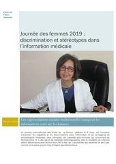 Fichier PDF journee des femmes discriminations dans linformation medicale