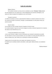 Fichier PDF lettre de motivation educ 2019