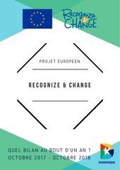 bilan en images 1ere annee   projet recognize  change