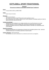 Fichier PDF presentation des seminaires kettlebell