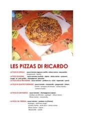 les pizzas di ricardo 33 1 1 1 1