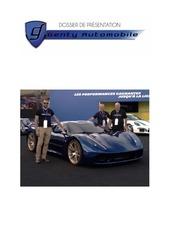 presentation genty automobile
