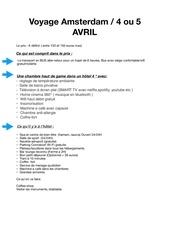 Fichier PDF amsterdam