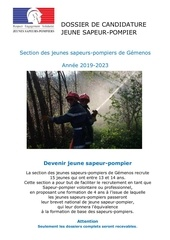 dossier inscription jsp gemenos