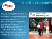 physio clinic singapore