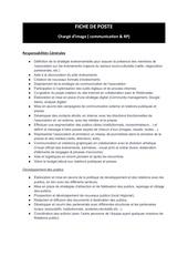 Fichier PDF fiche de poste charg com  rp 2