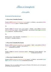 Fichier PDF plans et transports
