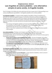 article 2 les lingettes lavables pdf