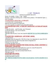 Fichier PDF i got troubles 3