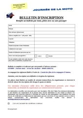 Fichier PDF bulletin dinscription journee moto