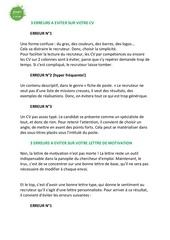 Fichier PDF conseils