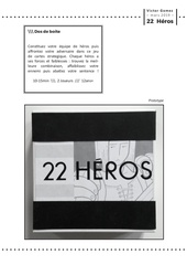 projet 22 heros