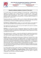 communique paris 1 200319