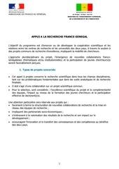 2019 appel a projet  recherche   franco senegalais 1