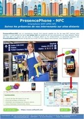 nfcpresence mobile le logiciel de pointage par nfc
