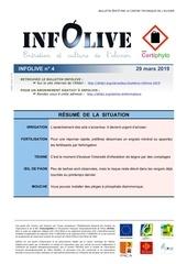 infolive n 4 du 29 mars 2019 avec certiphyto