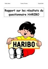 resultats questionnaire haribo