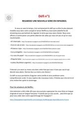 Fichier PDF defi espagnol 1
