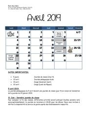 avril 1 2