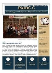 newsletter 1 paircc vfr