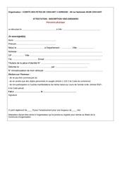 Fichier PDF pre inscription personne physique