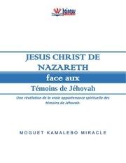 jesus et les temoins de jehovah